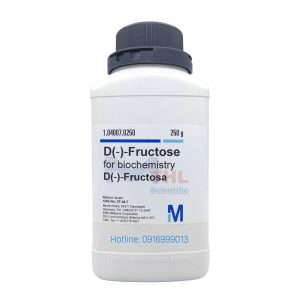 Merck Millipore 1040070250 - D(-)-Fructose Tam Hung Long THL Scientific hoa chat thi nghiem