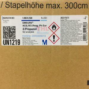 Merck Millipore 1096342500 - 2-Propanol Tam Hung Long THL Scientific